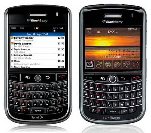 Blackberry RIM Smart phones