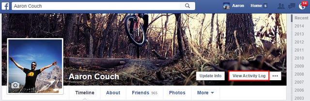 Facebook Starts New Timeline Experimentation