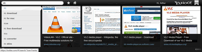 Axis –Yahoo Brings Its Own Web Browser