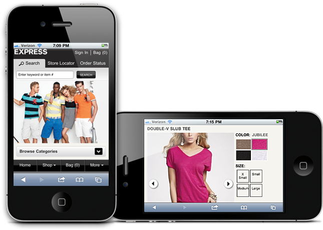 Ultimate Design Guidelines For Mobile E-commerce