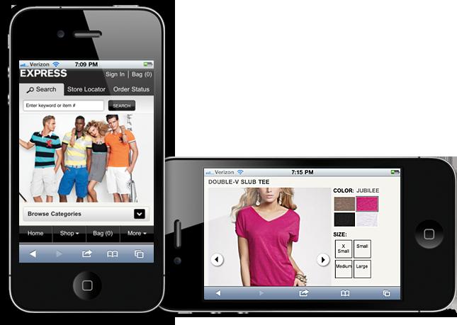 Ultimate Design Guidelines For Mobile E-commerce