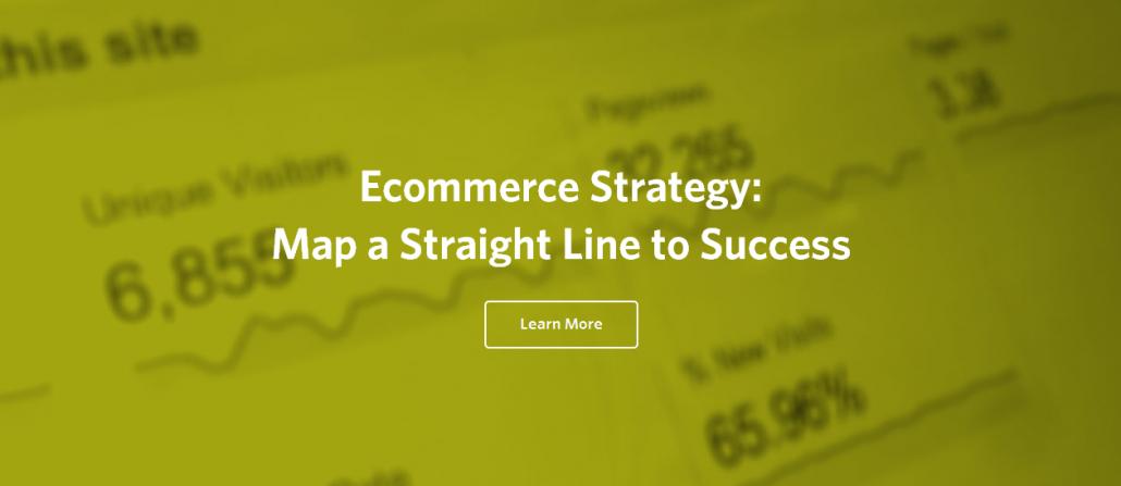 ecommerce strategy