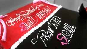 #RedSignal #Boss #SurpriseBirthdayParty