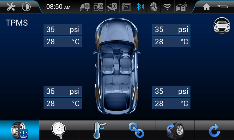 Honda Civic In-Dash