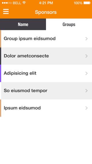 Eventbuizz App