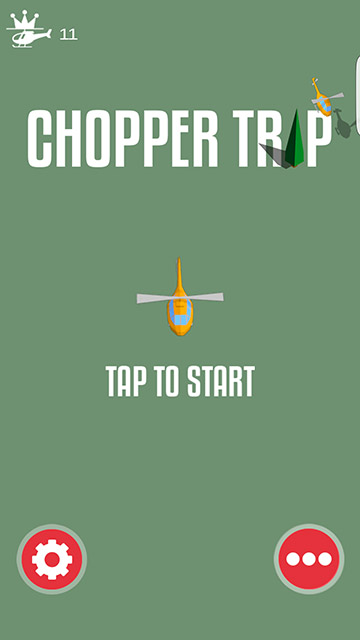 choppertrip screen